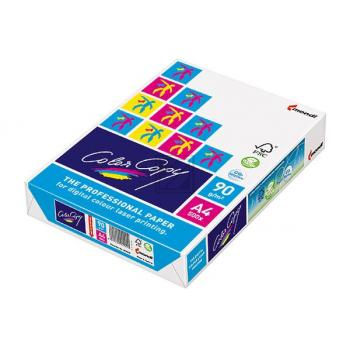 mondi Farblaser-/Farbkopiererpapier ColorCopy in A4, 90 g/m², Pack à 500 Blatt