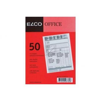 ELCO Multifunktion A6 74596.19 60g 50x2 Blatt