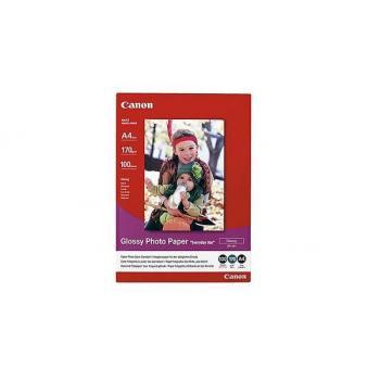 CANON Photo Paper glossy A4 GP501A4 InkJet, 210g 5 Blatt