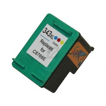 Compatible Ink Cartridge to HP HP343  (Colours)