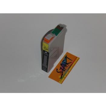 20 Ersatz Patrone kompatibel zu Epson T0611 T0612 T0613 T0614, 5555