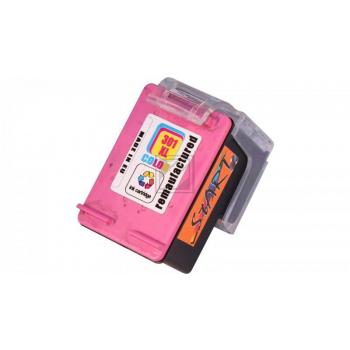 Compatible Ink Cartridge to HP HP301  (Colours) XL