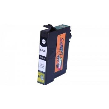 Compatible Ink Cartridge to Epson T1281 (BK)