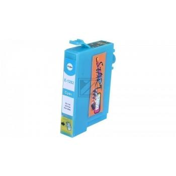 Compatible Ink Cartridge to Epson T1282 (C)