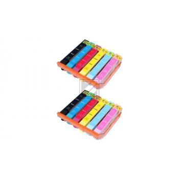 12 Ersatz CHIP Patronen kompatibel zu Epson 24XL, T2431, T2432, T2433, T2434, T2435, T2436, T2438