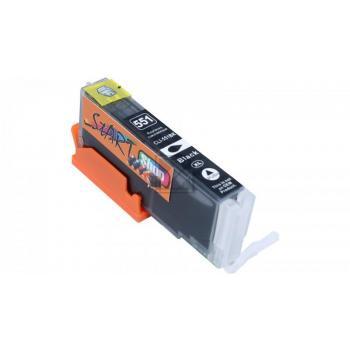 XL Ersatz Chip Patrone kompatibel zu Canon CLI-551 BK XL Foto Schwarz