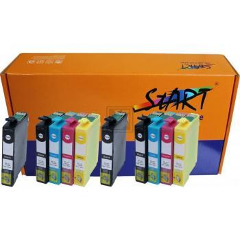 10 Ersatz Chip Patronen kompatibel zu Epson 29XL, T2991 XL Schwarz, T2992 XL Cyan (Blau), T2993 XL Magenta (Rot), T2994 XL Gelb