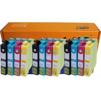 12 Ersatz Chip Patronen kompatibel zu Epson 29XL, T2991 XL Schwarz, T2992 XL Cyan (Blau), T2993 XL Magenta (Rot), T2994 XL Gelb