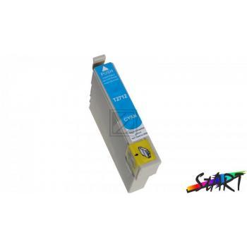 Ersatz Chip Patrone kompatibel zu Epson 27XL, T2712XL Cyan