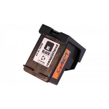 Ersatz Tintenpatrone kompatibel zu HP 62XL Schwarz