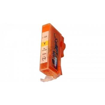 Compatible Ink Cartridge to Canon CLI-526  (Y)