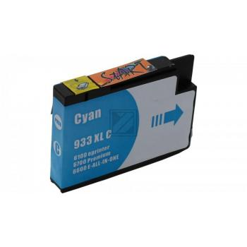 Compatible Ink Cartridge to HP HP933  (C)