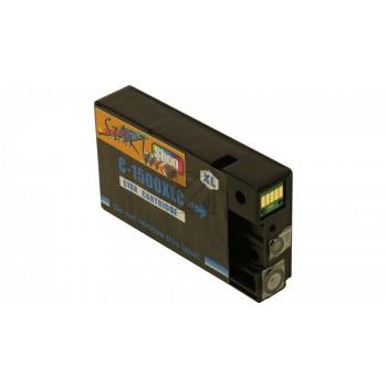 Ersatz CHIP Tintenpatrone kompatibel zu Canon PGI-1500XL Cyan