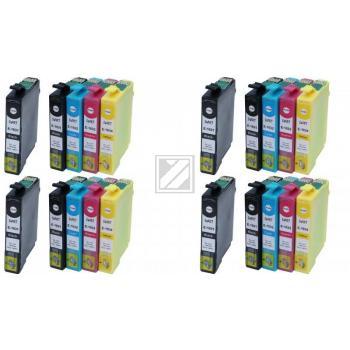 20 Ersatz Chip Patronen kompatibel zu Epson 16XL, T1631, T1632, T1633, T1634, T1636 8444