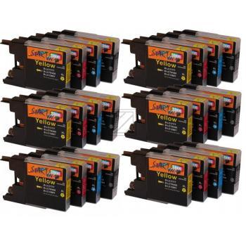 24 XL Ersatz Patronen kompatibel zu Brother LC1280 XL, 6666