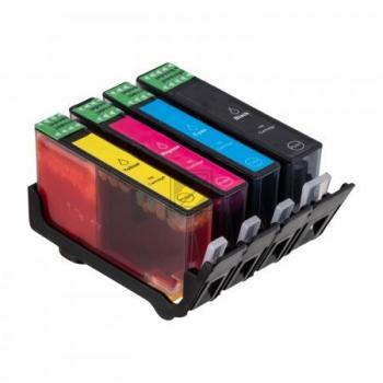 Start - 4 Ersatz Chip Druckerpatronen kompatibel zu HP 903XL Schwarz / Cyan / Magenta / Gelb für HP OfficeJet 6950 Pro 6860 6950 6960 6970 6975