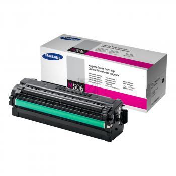 Samsung Toner-Kit Kartonage magenta High-Capacity (CLT-M506L, M506L)