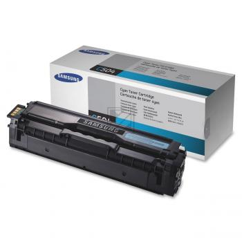 HP Toner-Kit cyan (SU025A, C504)