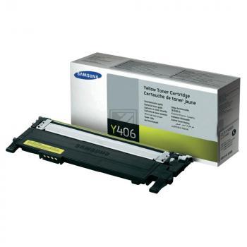 HP Toner-Kit gelb (SU462A, Y406)