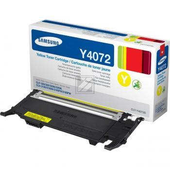 Samsung Toner-Kartusche gelb (SU472A, Y4072S)