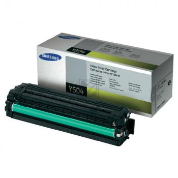 HP Toner-Kit gelb (SU502A, Y504)