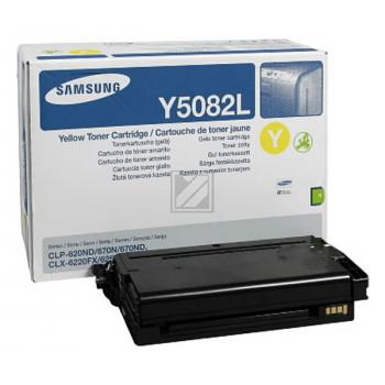 Samsung Toner-Kit gelb HC (SU532A, Y5082L)