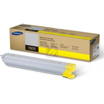 HP Toner-Kit gelb (SS742A, Y809)