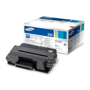 Samsung Toner-Kartusche schwarz HC plus (SU951A, 205)