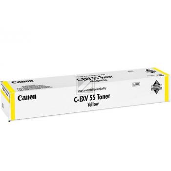 Canon Toner-Kit gelb (2185C002, C-EXV55)