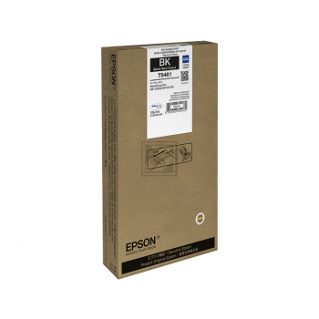 Epson Tintenpatrone schwarz HC plus (C13T946140, T9461)