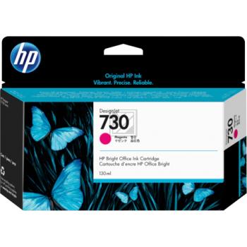 HP Tintenpatrone magenta HC (P2V69A, 730)