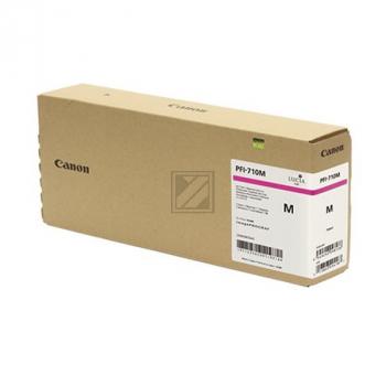 Canon Tintenpatrone magenta HC plus (2356C001AA, PFI-710M)