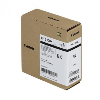 Canon Tintenpatrone schwarz HC (2359C001AA, PFI-310BK)