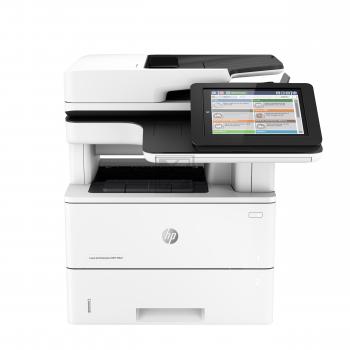 Hewlett Packard Laserjet Enterprise Flow MFP M527 C