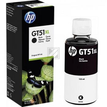 HP Ink Bottle X4E40AE No.GT51XL für Deskjet GT 58X / X4E40AE