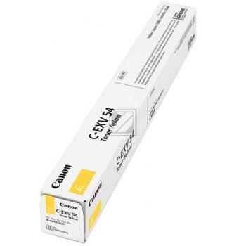 Canon Toner-Kit gelb (1397C002, C-EXV54)