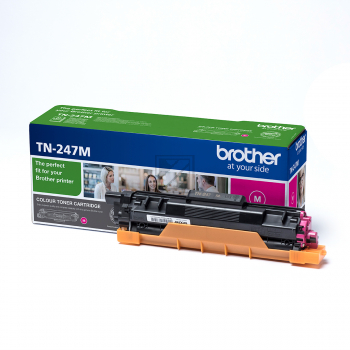 Brother Toner-Kartusche magenta HC (TN-247M)