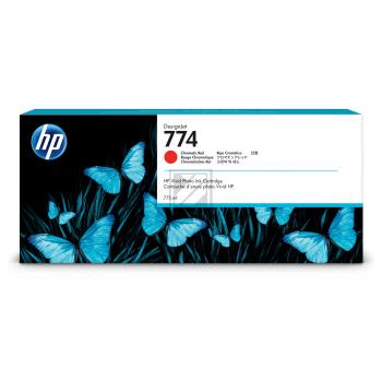 HP Tintendruckkopf Chromatic rot (P2W02A)