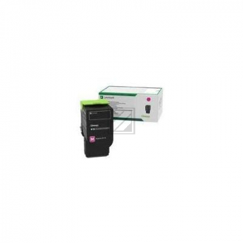 Lexmark Toner-Kit Return Program schwarz HC plus (78C2XK0)