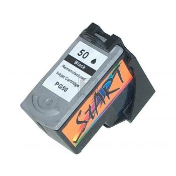 Ersatz Patrone kompatibel zu Canon PG-50 XL Schwarz
