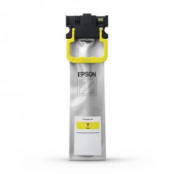 Epson Tintenpatrone gelb (C13T01C400, T01C4)