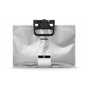 Epson Tintenpatrone schwarz HC (C13T01D100, T01D1)