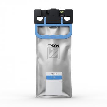 Epson Tintenpatrone cyan HC (C13T01D200, T01D2)