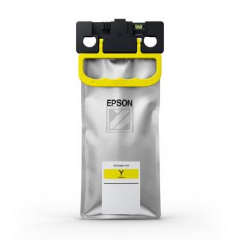 Epson Tintenpatrone gelb HC (C13T01D400, T01D4)