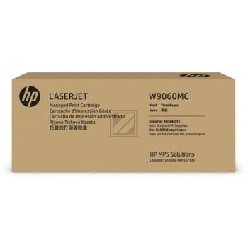 W9060MC HP E55040DW CARTRIDGE BLACK / W9060MC