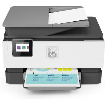 Hewlett Packard Officejet Pro 9010