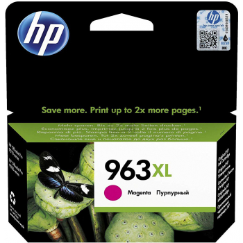 HP Tintendruckkopf magenta HC (3JA28AE#BGX, 963XL)