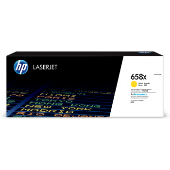 HP Toner-Kit gelb HC (W2002X, 658X)