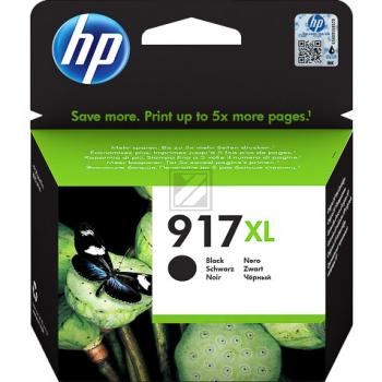 HP Tintenpatrone schwarz HC (3YL85AE#BGX, 917XL)