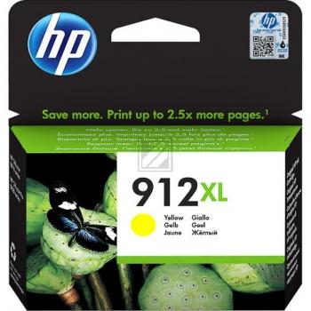 3YL83AE // yellow // HP Ink Cart. No. 912XL / 3YL83AE